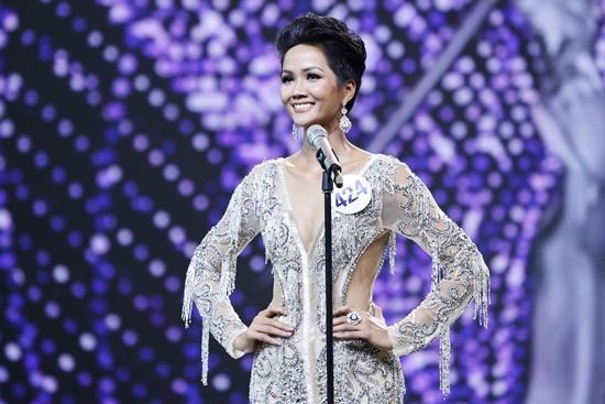 '. Phan Anh tiết lộ lí do giúp H'Hen Niê lên ngôi hoa hậu .'