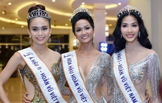 H'Hen Niê,Hoa hậu Hoàn vũ,Hoa hậu Hoàn vũ Việt Nam,MC Phan Anh