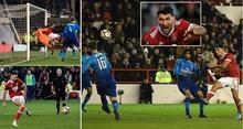 thua dau doi hang duoi arsenal tro thanh cuu vuong fa cup - Thua đau đội hạng dưới, Arsenal trở thành cựu vương FA Cup