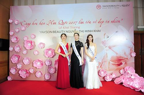 Hoa hậu Hàn Quốc đến VN lan tỏa vẻ đẹp tự nhiên