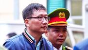 Bố và con trai Trịnh Xuân Thanh xuất hiện tại tòa