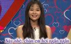 Cô gái Thanh Hóa khiến khán giả Bạn muốn hẹn hò phấn khích