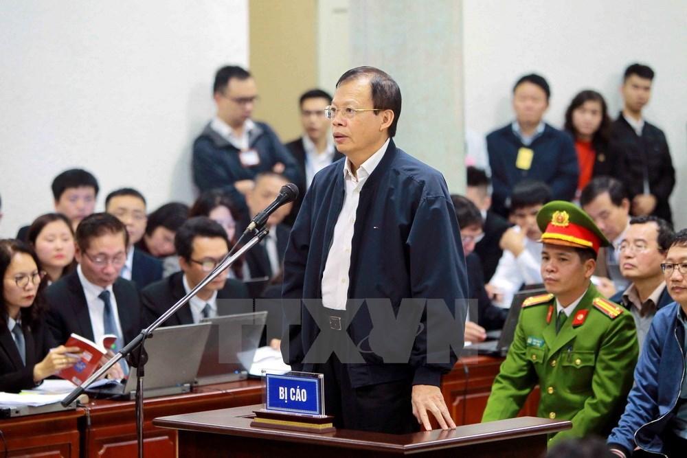 Hình ảnh ngày đầu tiên xét xử ông Đinh La Thăng và đồng phạm