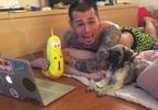 Clip chàng trai 'troll' chó khiến ai cũng phải phì cười