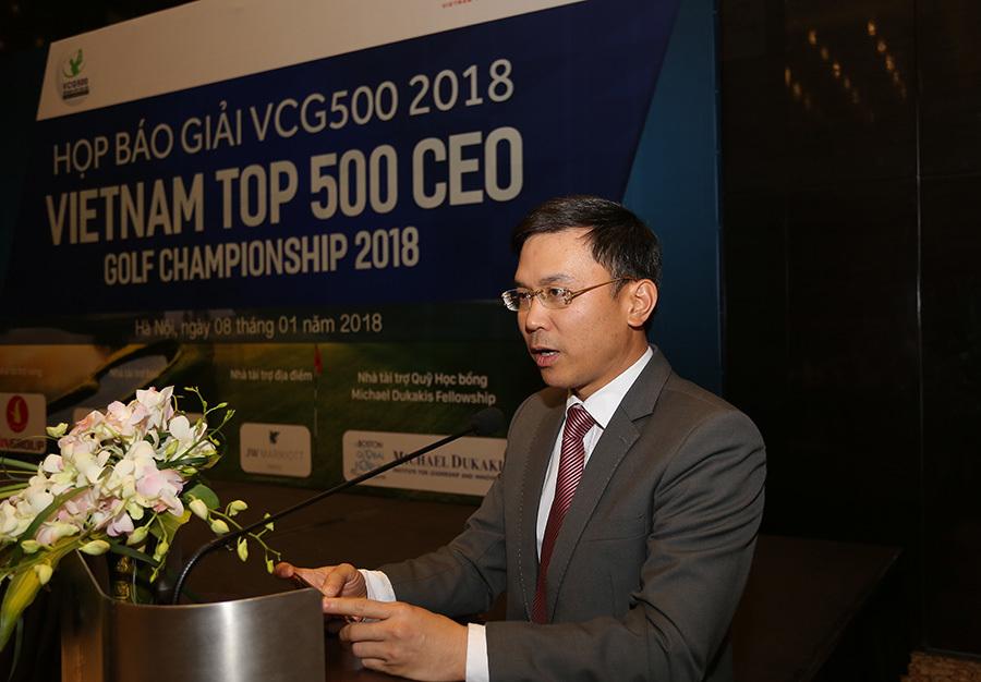 Giải golf Việt Nam Top 500 CEO Championship – VCG500 2018
