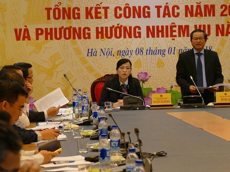 bộ trưởng,Đào Ngọc Dung,Nguyễn Thanh Hải,Ban Dân nguyện,lấy phiếu tín nhiệm