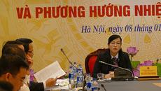 Giải quyết kiến nghị cử tri giúp bộ trưởng 'ghi điểm' tín nhiệm