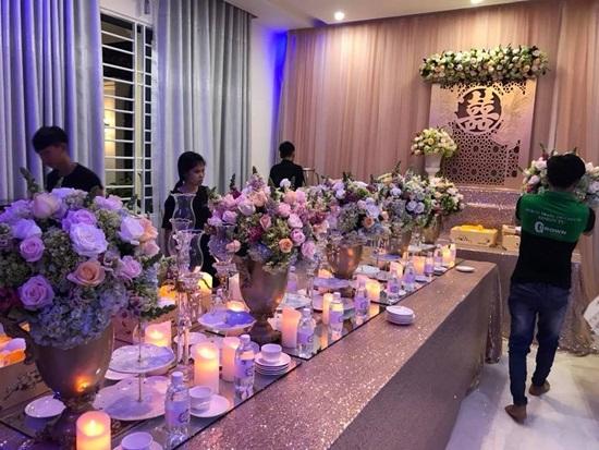 Đám cưới lãng mạn của Ngọc Duyên cùng chồng tỷ phú hơn 18 tuổi