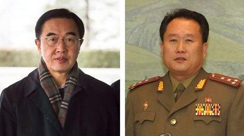 Triều Tiên,Hàn Quốc,đàm phán liên Triều