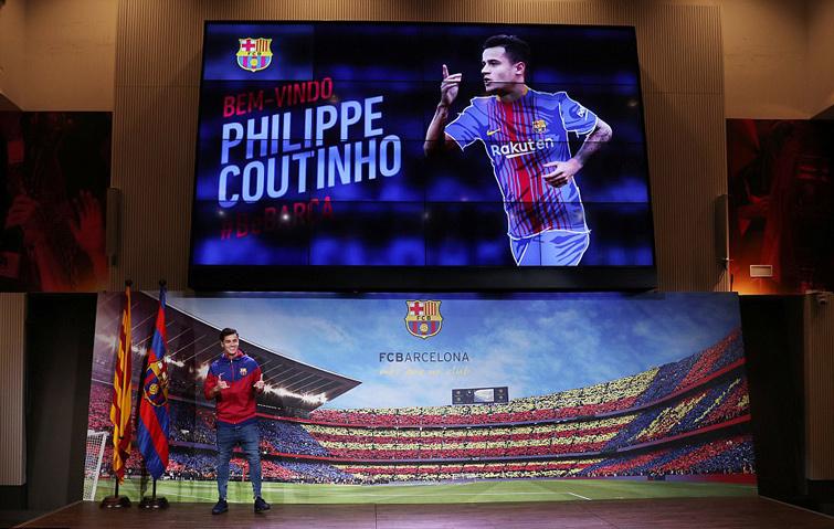 Coutinho,Barca,Barcelona,Liverpool