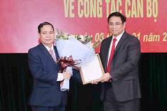 Ông Điểu K'Ré giữ chức Phó trưởng Ban Dân vận Trung ương