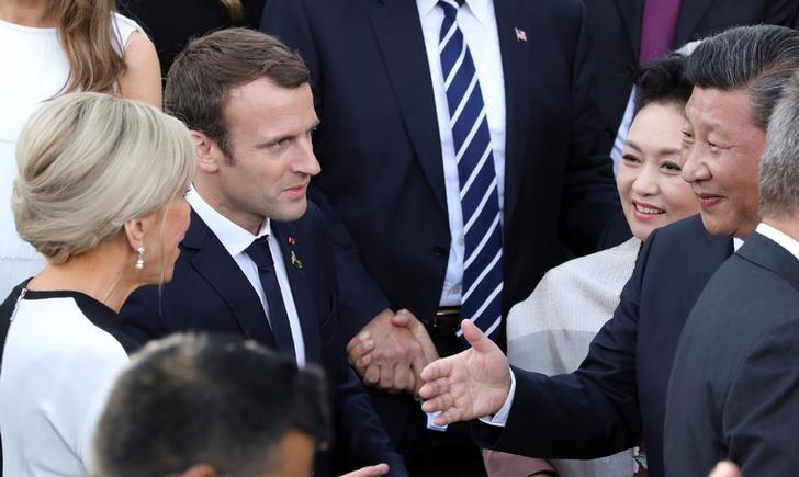 Thế giới 24h: Pháp tặng quà đặc biệt cho ông Tập Cận Bình
