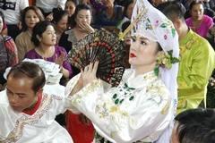 """Tôn vinh tín ngưỡng thờ Mẫu qua 108 tập phim """"Mẹ Việt"""""""