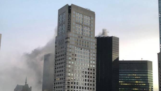 cháy,hỏa hoạn,Donald Trump,tháp Trump