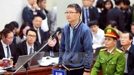 Toàn cảnh xét xử vụ Trịnh Xuân Thanh