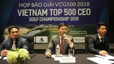 Giải golf VCG500 2018 qua con mắt nhà đài