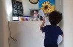 Cậu bé 4 tuổi hát nhạc phim 'Coco' tặng em gái đã qua đời