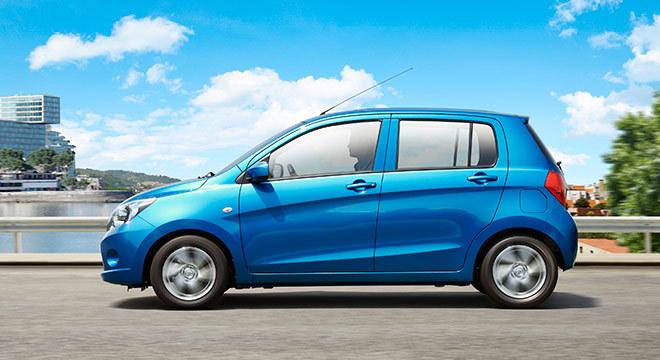 Chevrolet Spark,Suzuki Celerio,Kia Morning,ô tô giá rẻ