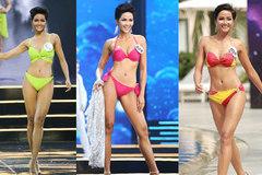 Bí mật sau những bước sải bikini tự tin của hoa hậu H'Hen Niê