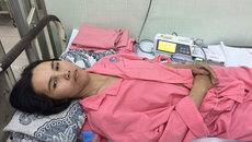 Người đàn bà từng thập tử nhất sinh đã được xuất viện