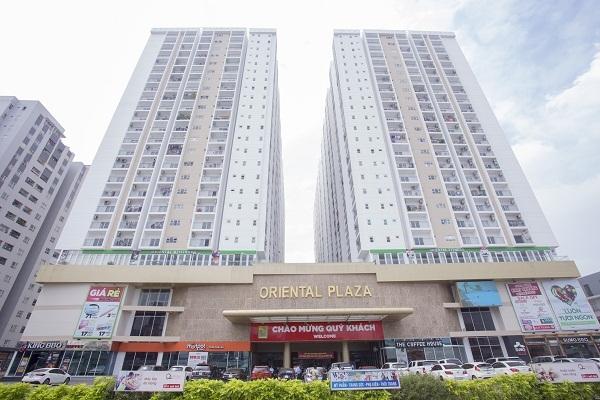 1,1 tỷ sở hữu căn hộ trung tâm quận Tân Phú