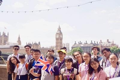 Hấp dẫn Trại hè quốc tế VNIS 2018