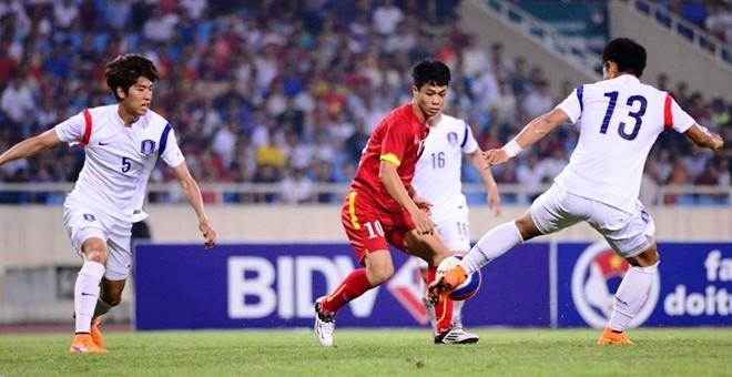 Xem trực tiếp U23 Việt Nam vs U23 Hàn Quốc ở đâu?