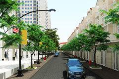 Cất nóc dự án An Phú Residence - Vĩnh Yên