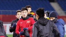 Thay thầy Park, Xuân Trường kéo U23 Việt Nam xuống mặt đất