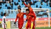 U23 Trung Quốc đại thắng trận ra quân giải U23 châu Á