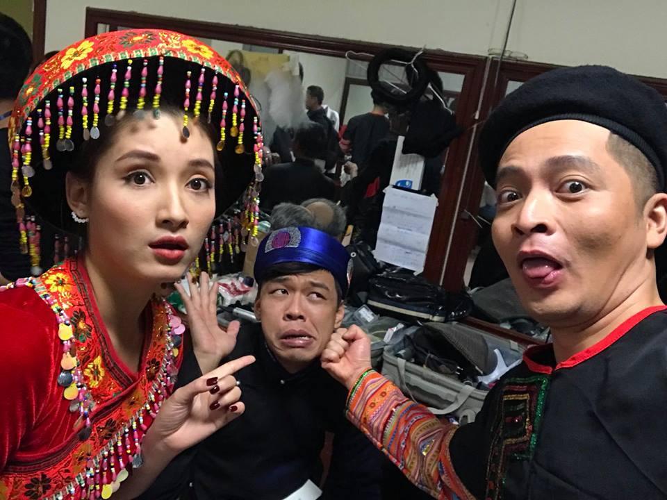 Gala cười 2018,Quang Thắng