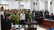 Hình ảnh ngày thứ 3 xét xử Trịnh Xuân Thanh và đồng phạm