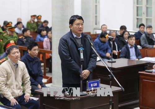 Đinh La Thăng,Trịnh Xuân Thanh,xử Đinh La Thăng,xét xử Trịnh Xuân Thanh