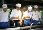 Cơ hội vàng cho nghề đầu bếp chuyên nghiệp
