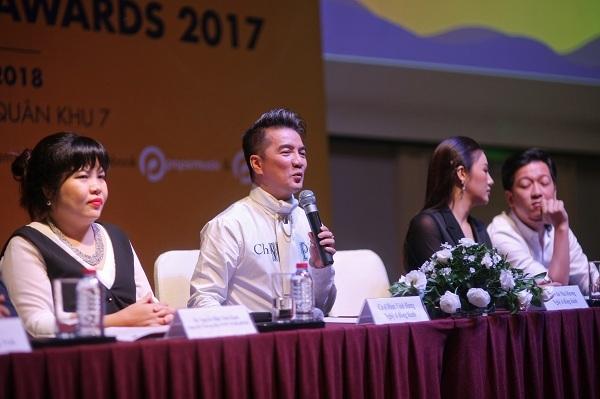 Đàm Vĩnh Hưng: 'Tôi rất tham giải thưởng'
