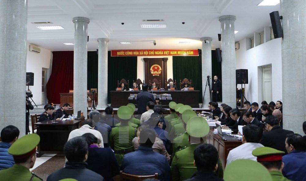 Đinh La Thăng,Trịnh Xuân Thanh,xét xử Đinh La Thăng,vụ án Trịnh Xuân Thanh,Tham nhũng,tham ô,Nguyễn Quốc Khánh
