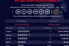 Nếu Jackpot 1 Power 6/55 vượt ngưỡng 300 tỷ đồng, chuyện gì sẽ xảy ra?