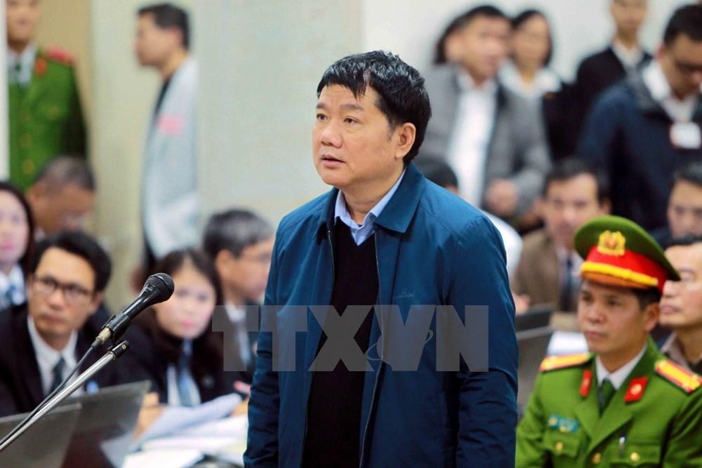 Đinh La Thăng,xét xử Đinh La Thăng,Trịnh Xuân Thanh,xử Trịnh Xuân Thanh