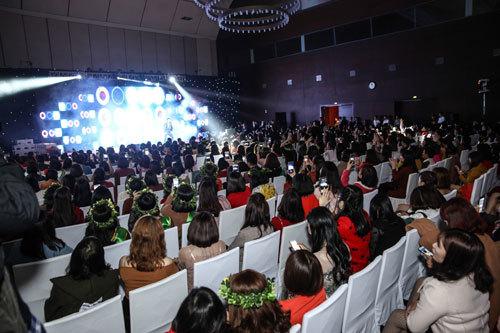 Dàn sao tham dự sự kiện tổng kết Biocosmetics