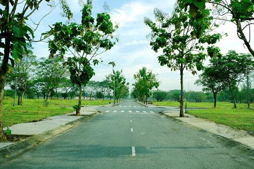 Dự án đất khu dân cư Kiến Á quận 2 hút khách