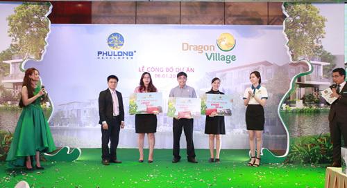 Chen chân đặt mua dự án Dragon Village