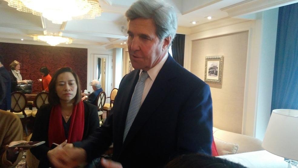 Cựu Ngoại trưởng Mỹ John Kerry: Việt Nam có lợi thế năng lượng sạch