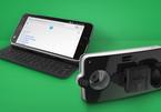 Điện thoại Motorola có bàn phím rời, kiêm máy đo huyết áp