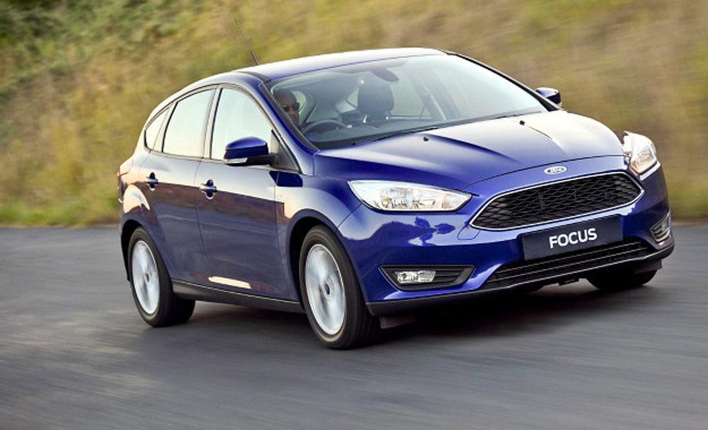 Ford Focus giảm giá mạnh, giành khách cuối năm