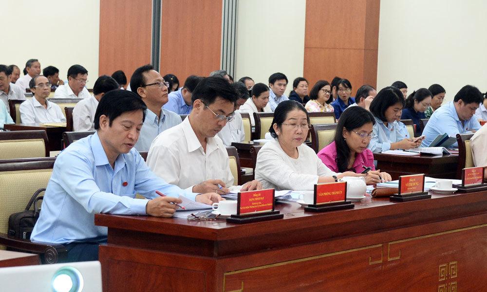 TP.HCM: Kỷ luật nhiều cán bộ, đảng viên trong năm 2017
