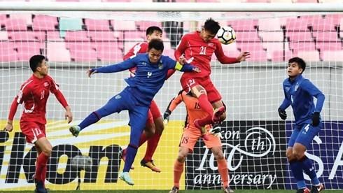 Thái Lan trắng tay, Malaysia thảm bại trận ra quân U23 châu Á