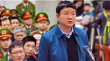 Ông Đinh La Thăng khai gì trước tòa chiều nay