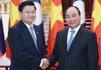 Việt-Lào triển khai các biện pháp quyết liệt thúc đẩy hợp tác