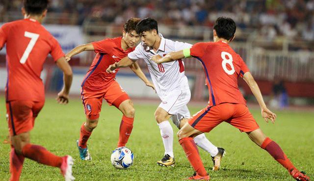 U23 Việt Nam vs U23 Hàn Quốc,U23 Việt Nam,HLV Park Hang Seo,VCK U23 châu Á 2018