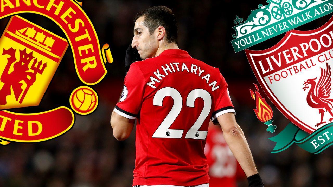 Mourinho ruồng bỏ, Mkhitaryan hãy về với đội của Klopp!